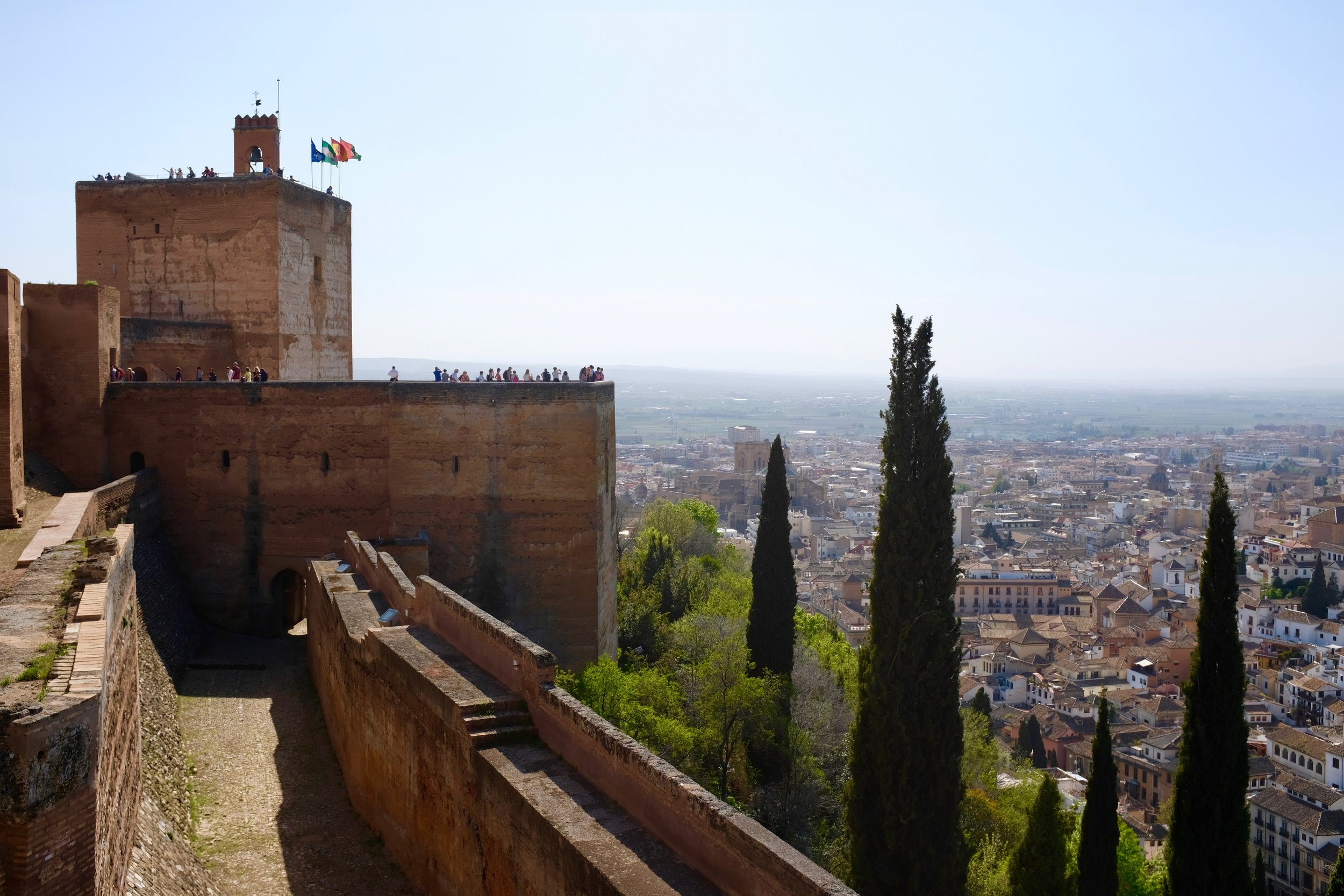 Alcazaba_City Nibbler_Seville