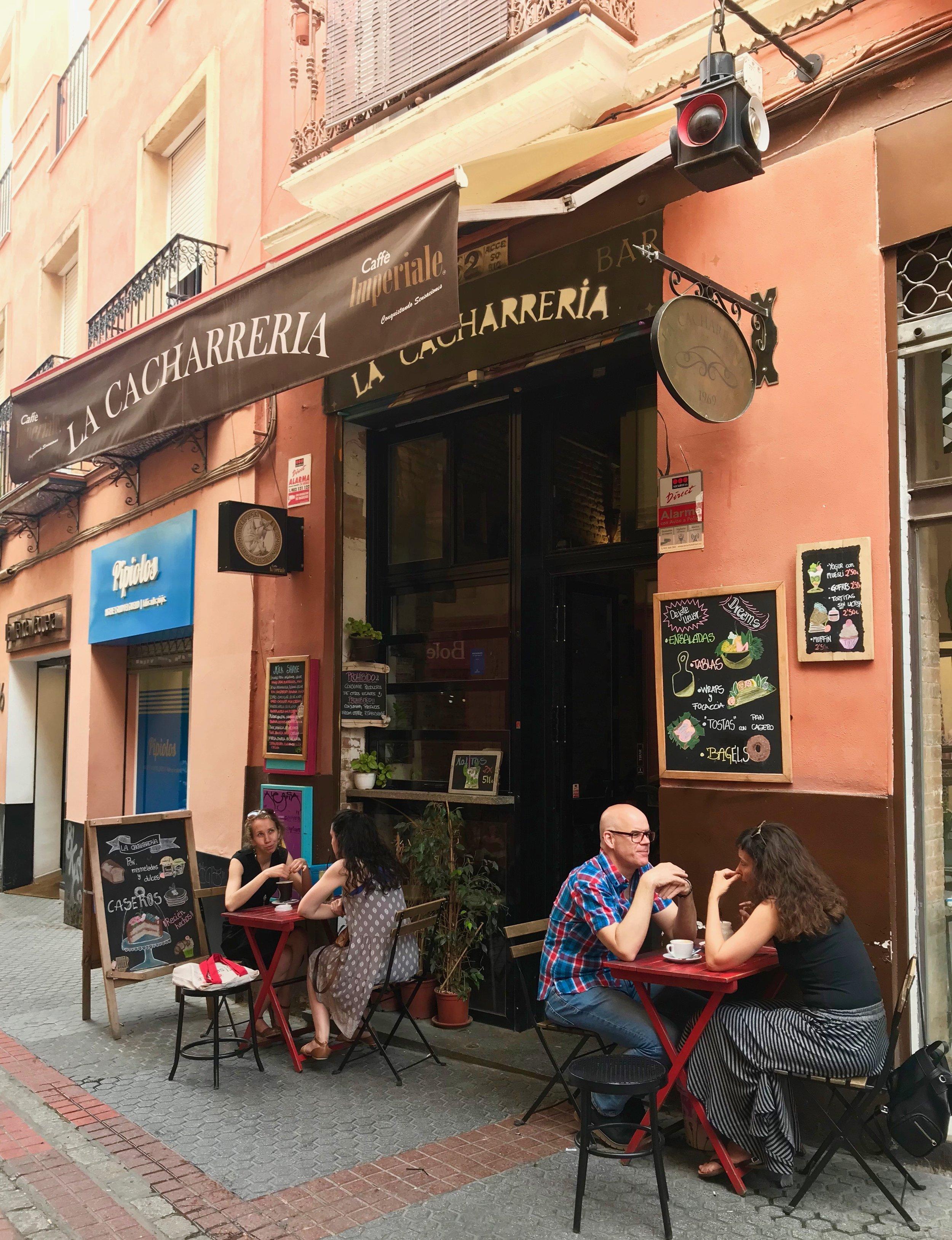 La Cacharrería_City Nibbler_Seville