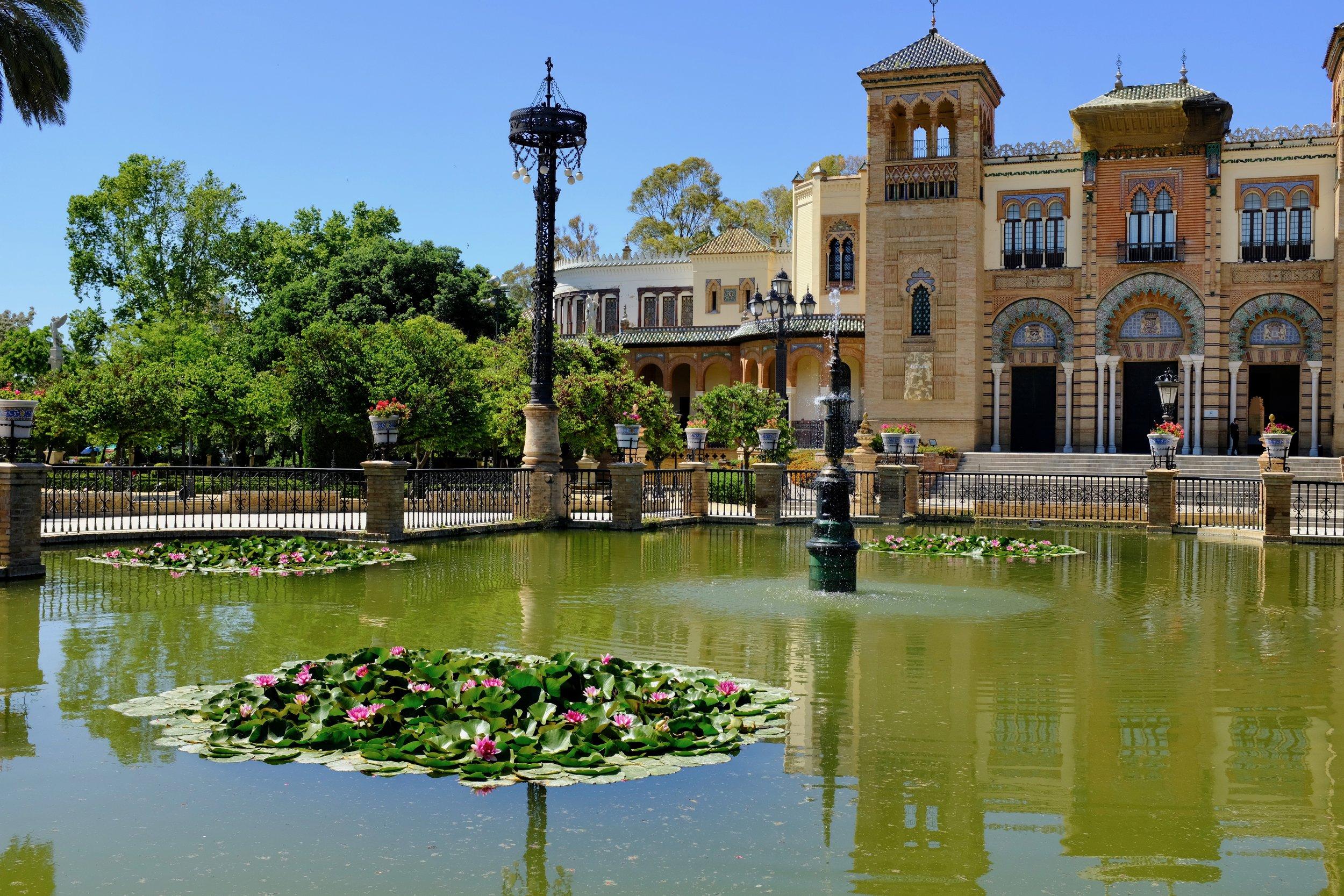 Museum of Popular Arts and Traditions (Museo de Artes y Costumbres Populares de Sevilla)