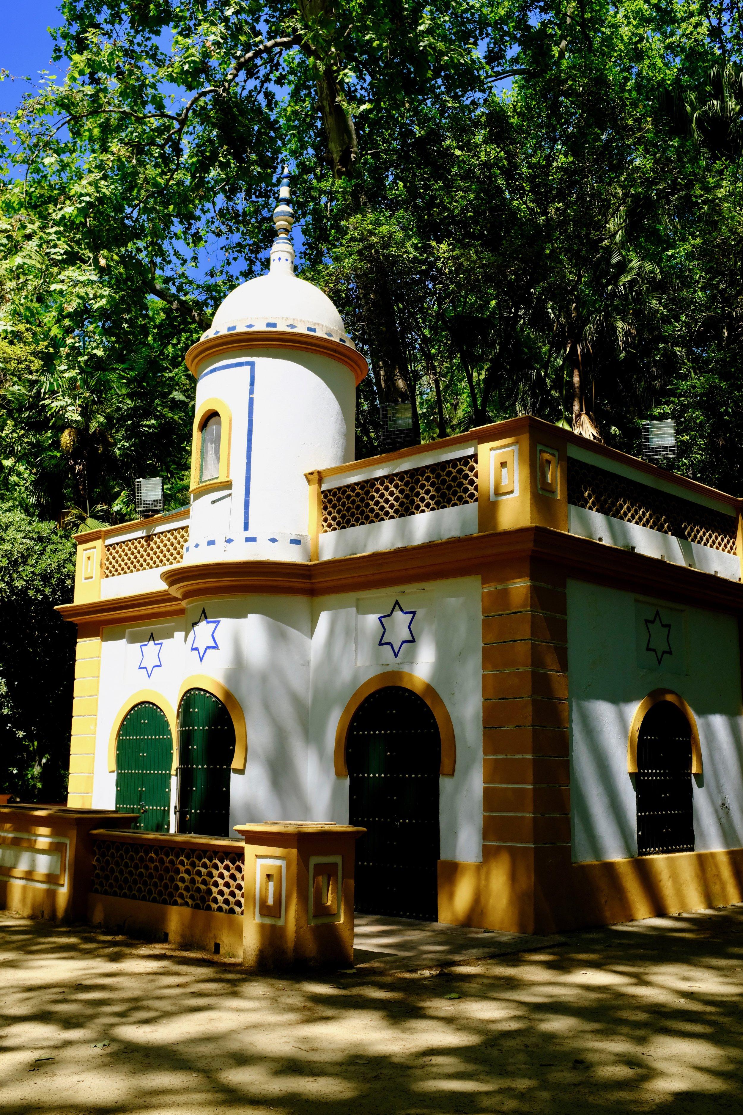 Casa de los Pájaros, House of the Birds