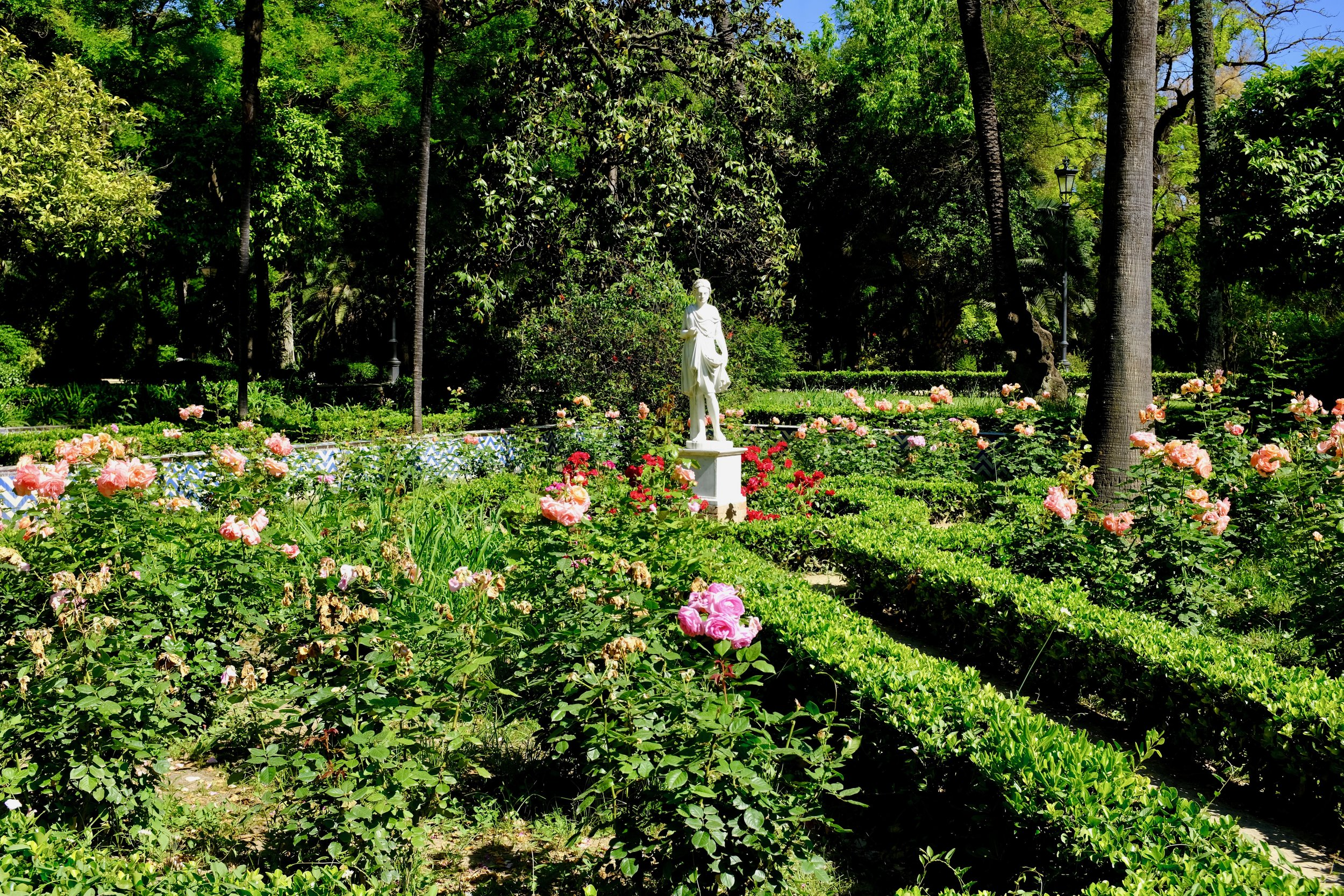 Maria Luisa Park_City Nibbler_Seville
