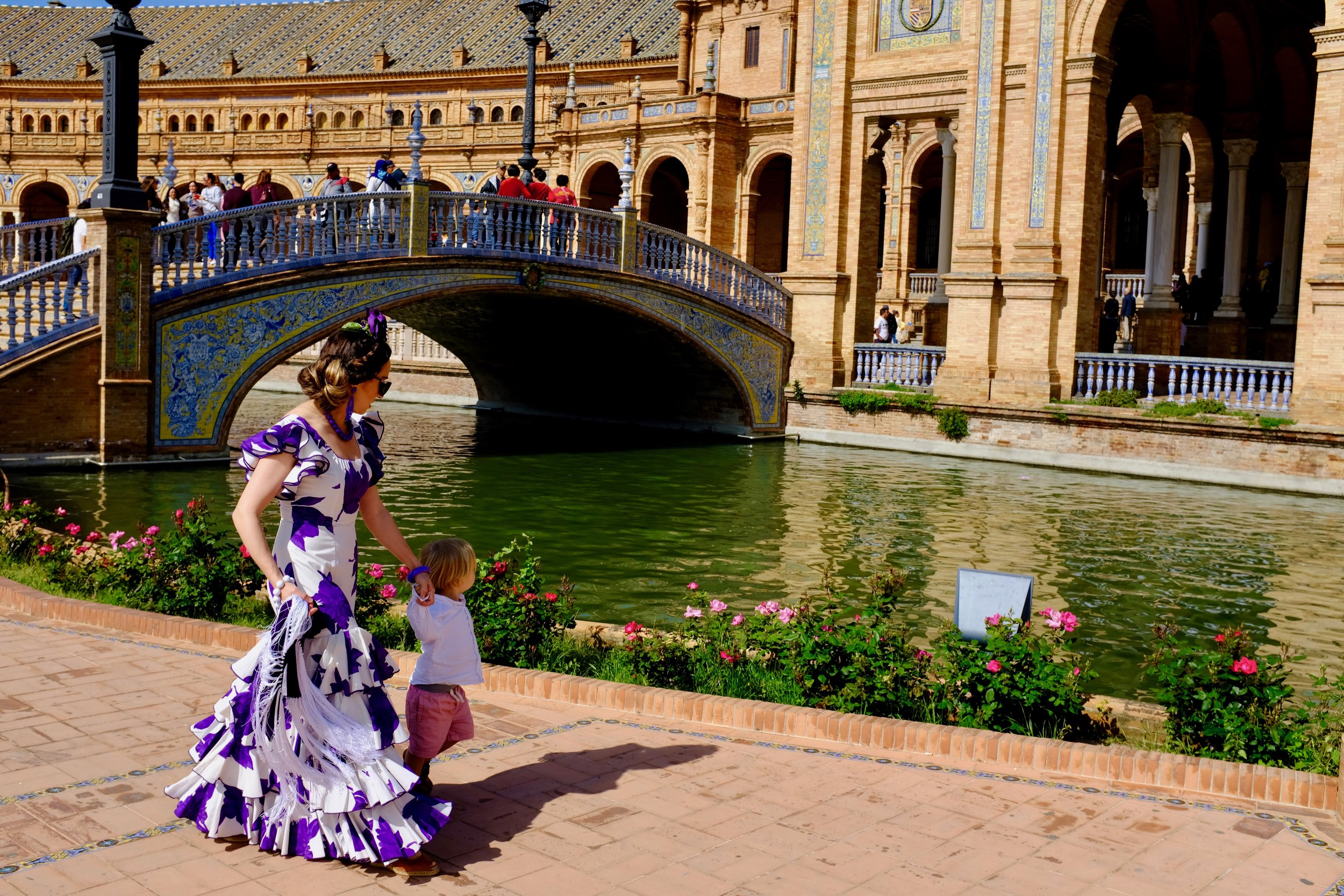 Plaza de España_City Nibbler_Seville