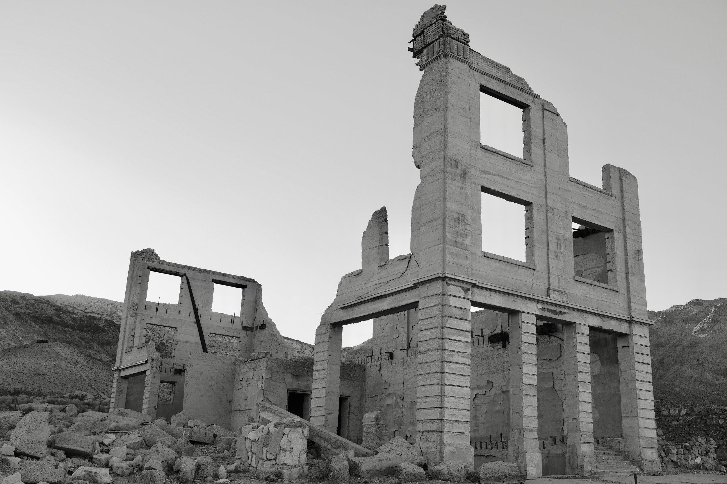 The Rhyolite Bank