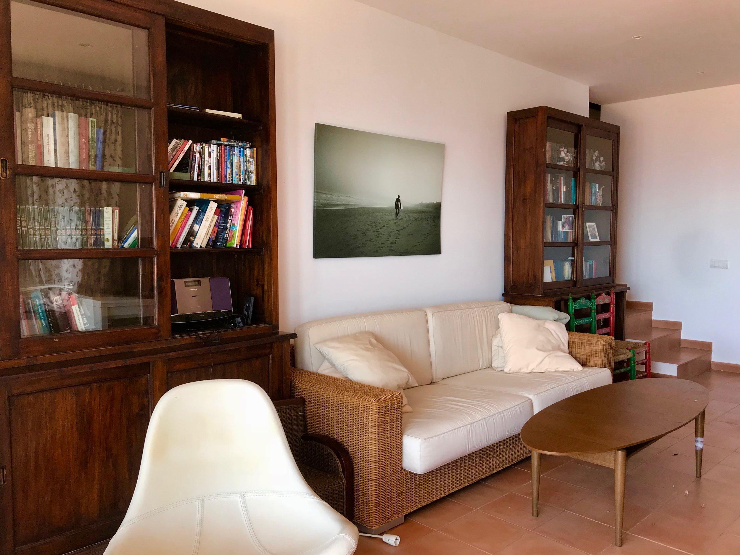El Dorado living room.