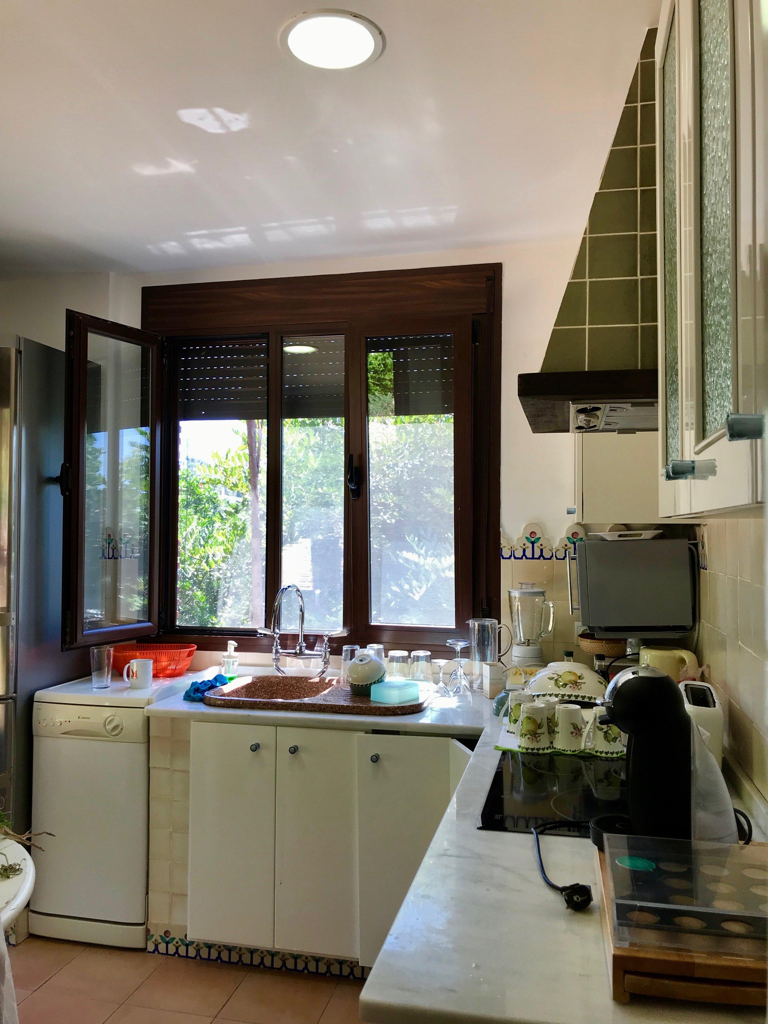 El Dorado kitchen.