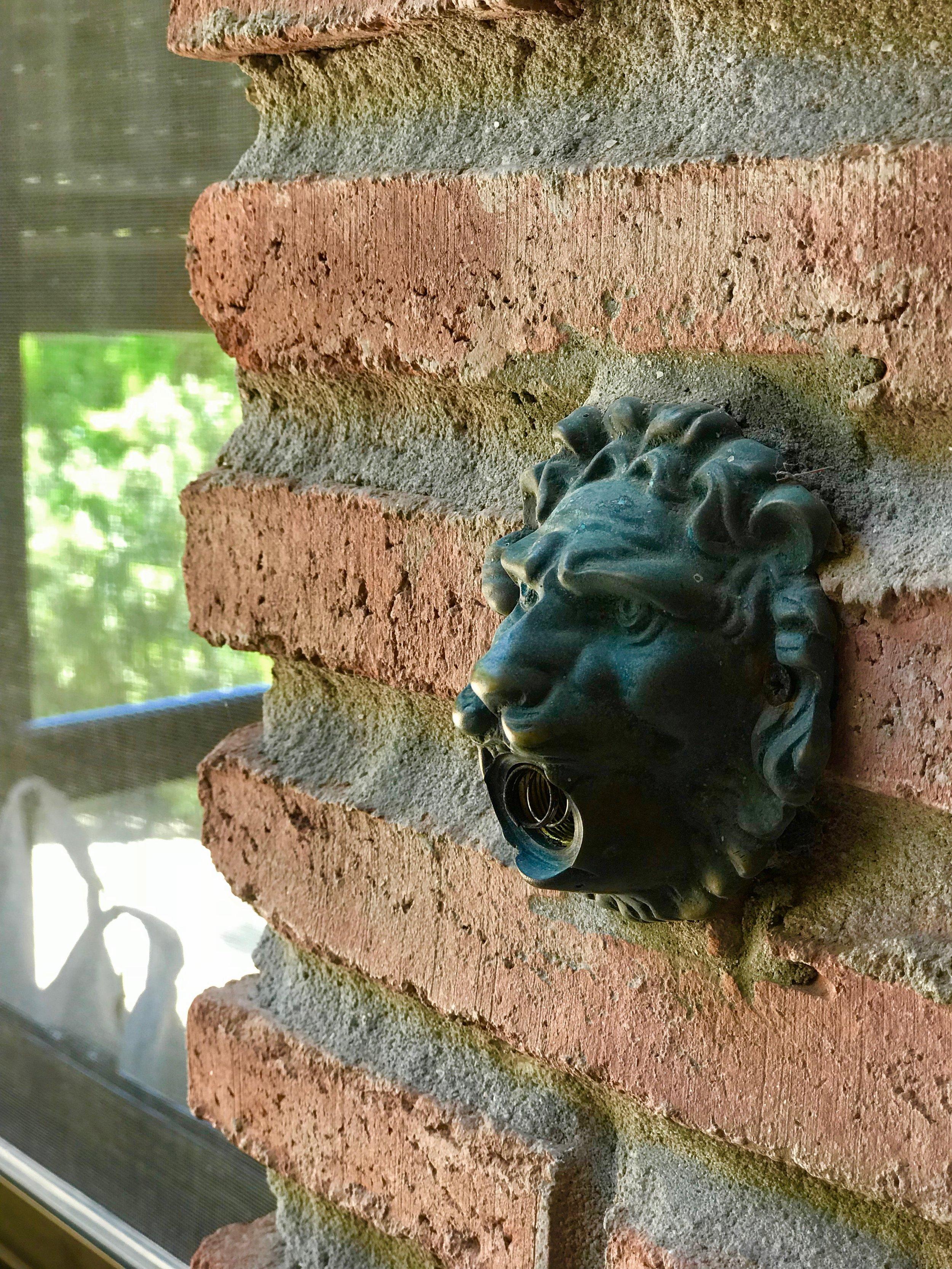 The doorbell.