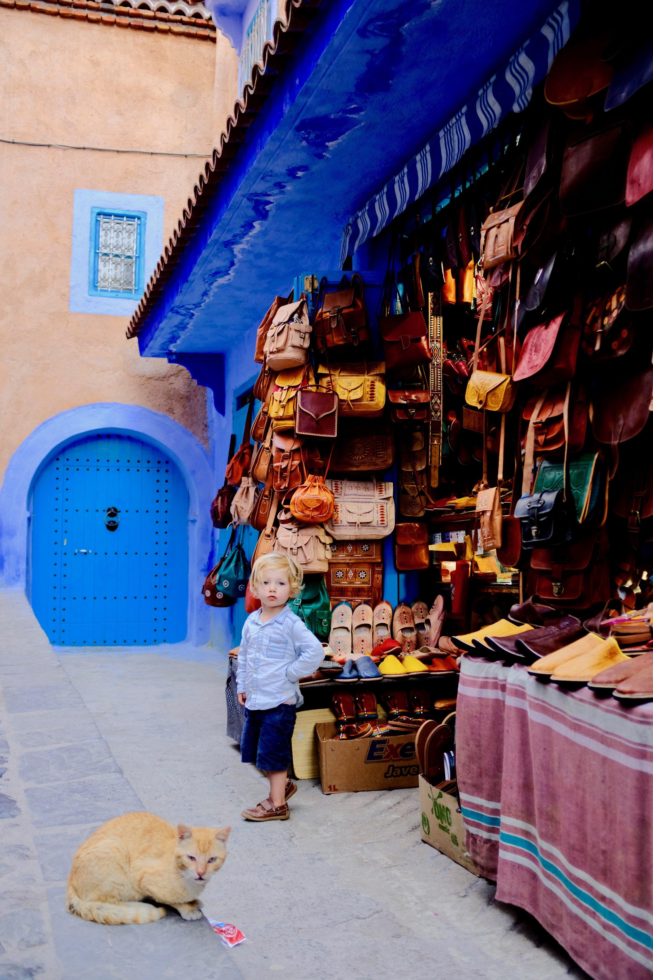 Chefchaouen_City Nibbler_Morocco