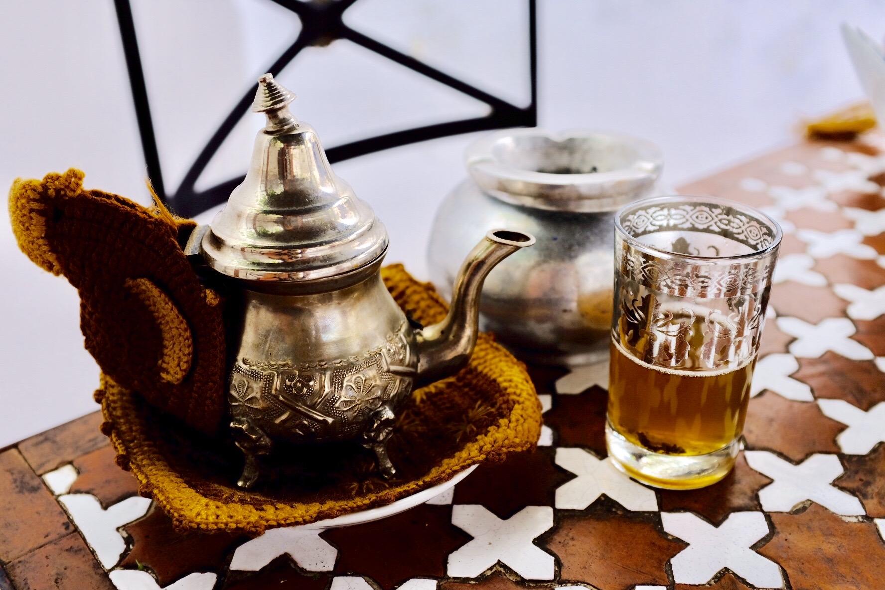 Moroccan Mint Tea_City Nibbler_Morocco