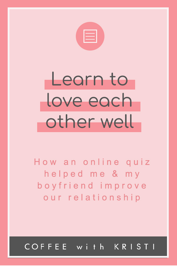 Learn to love each other well