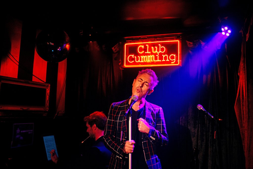 A weekly ticketed cabaret experience featuring the best and brightest NYC has to offer. -