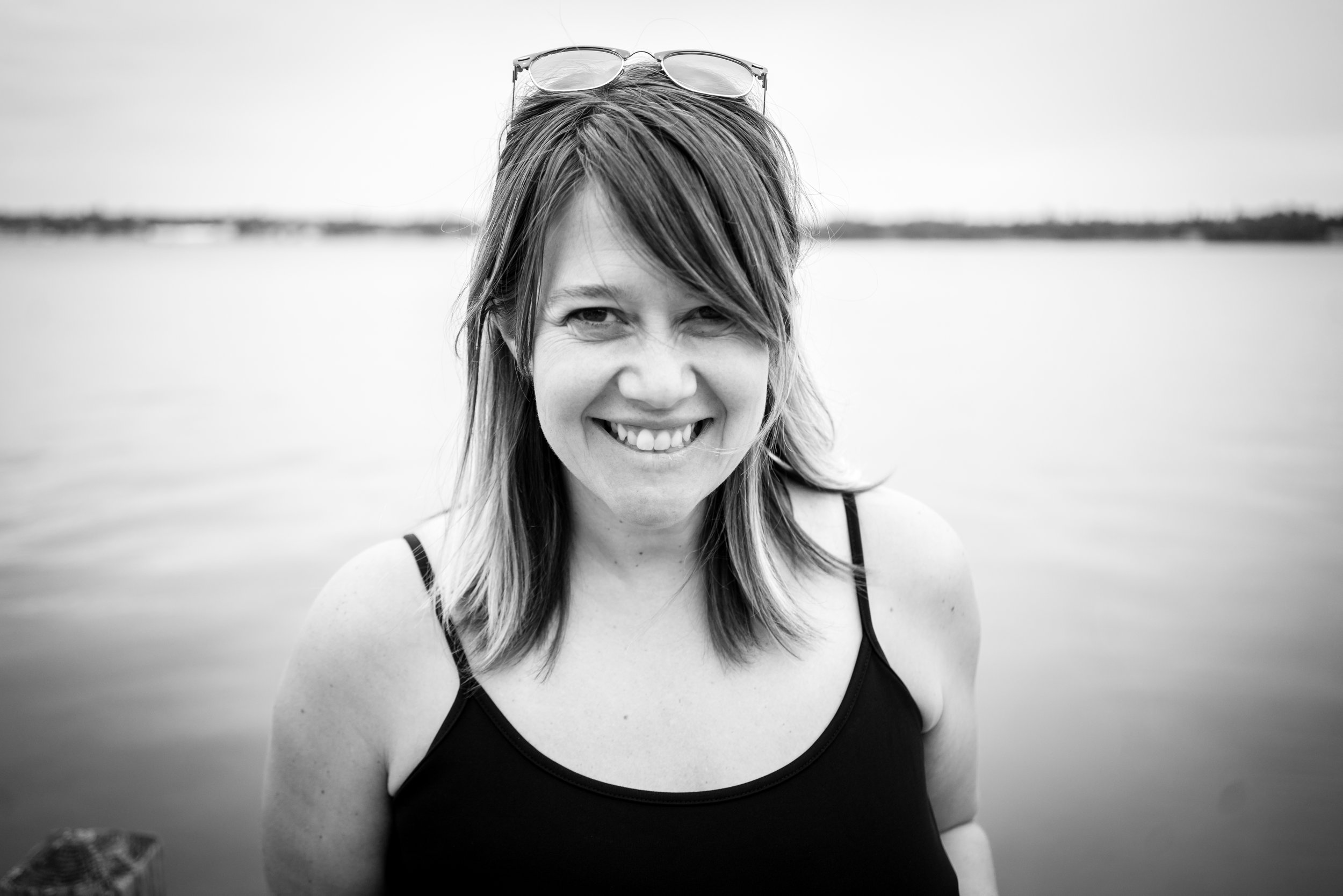 Photographer, Andrejka Hirsch on The Unplugged Creative Podcast with Arielle Zadok