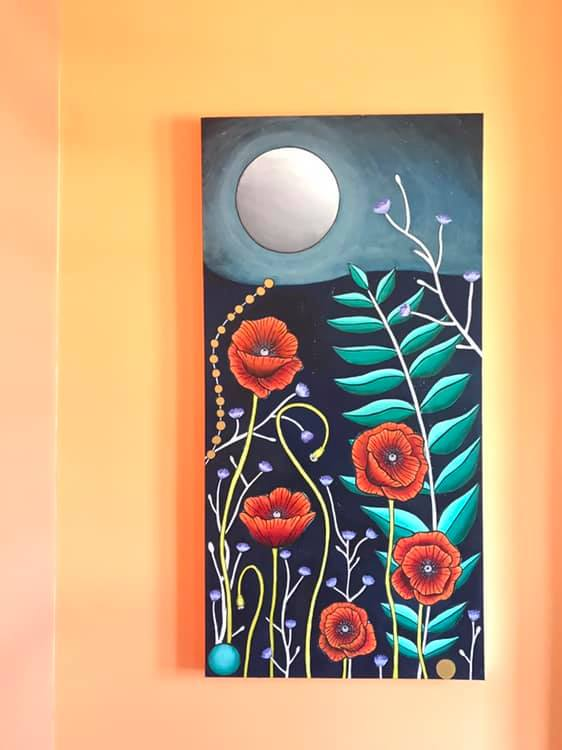 """Stillness in Motion"" by Erika Wynn"