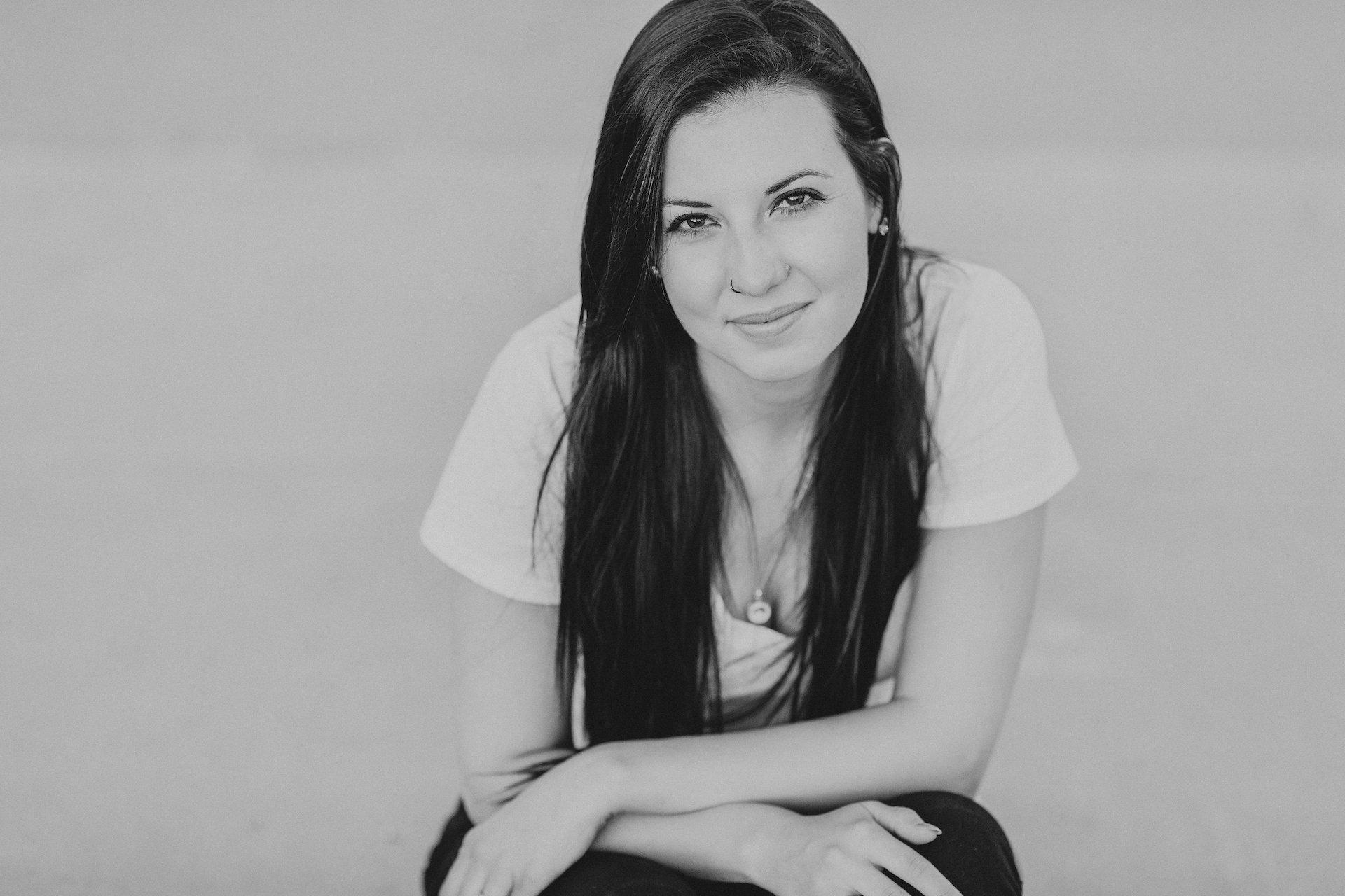 The Unplugged Creative Podcast with Arielle Zadok Episode 11 Graphic Designer Adriana Boring