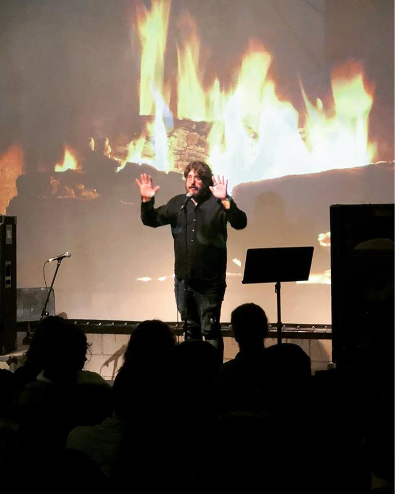 Beowulf Storytelling Live