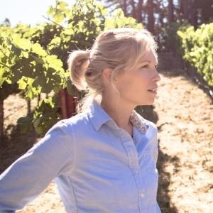 Diana Snowden Seysses, winemaker