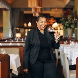 Tonya Pitts, sommelier & wine director