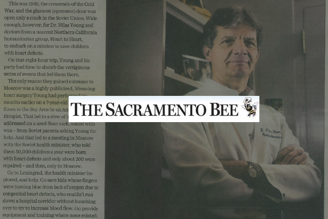 The Sacramento Bee: 20 years, thousands of kids saved