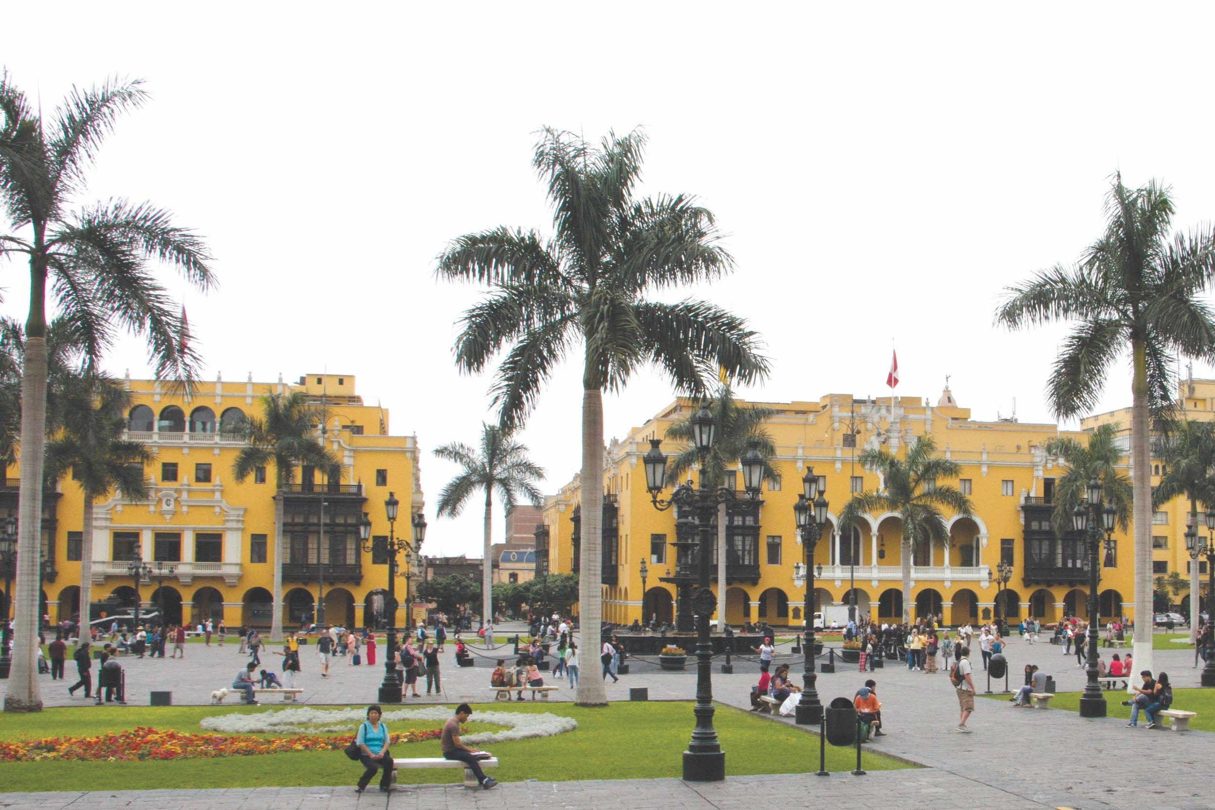 Lima 2016