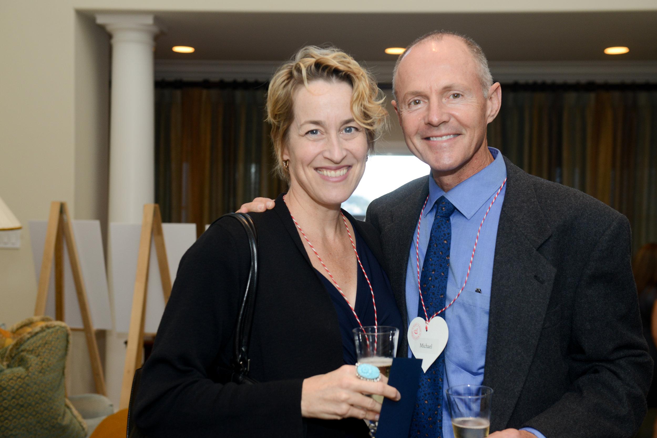 Mike and Karen O'Brien, PhD