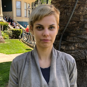 ALBINA POPOVA Program Manager