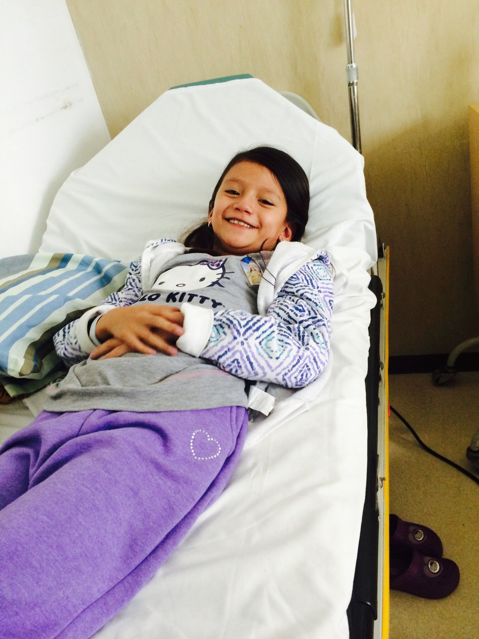 Surgical candidate Mariantonella, a CHD patient, needs a Fontan procedure. Heart to Heart exists to develop new teams of heart specialists to save thousands of pediatric heart patients like Mariantonella who are waiting for life-saving treatment.