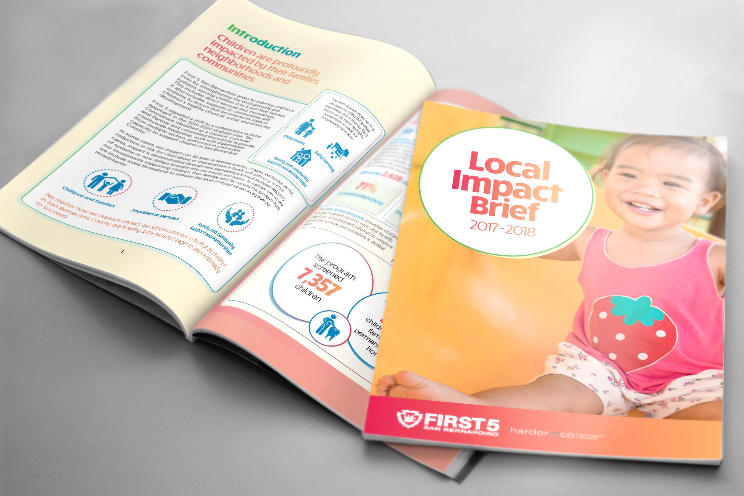 LOCAL IMPACT REPORT DESIGN