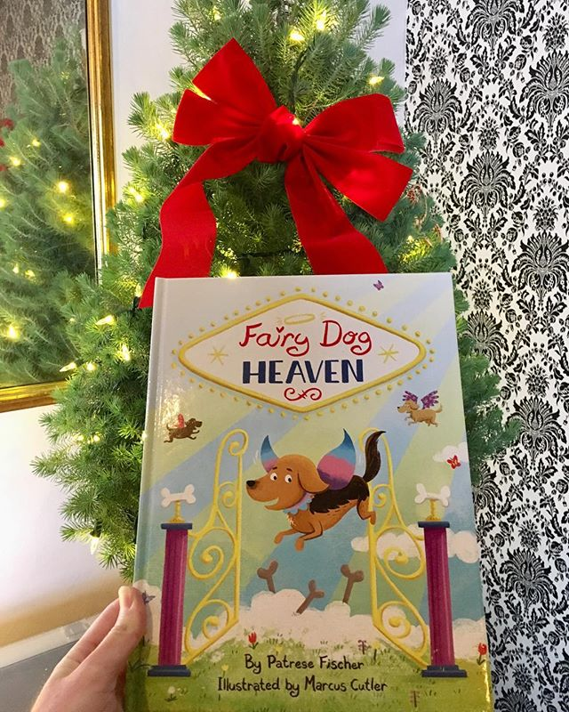 Fairy Dog Heaven is a great gift for someone missing their four-legged best friend this holiday season. . . . Order #FairyDogHeaven on Amazon at amzn.to/2pfOiUU
