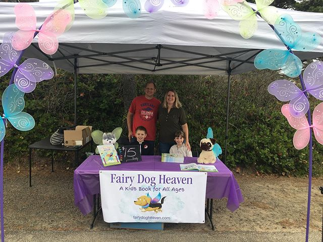 We're at Muttzanita dog festival until 2pm today in support of Animal Haven by the Sea Rescue. Stop by and say hello if you're in  beautiful Manzanita.