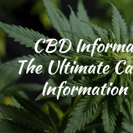 CBD Information Guide (Healthy Hemp Oil)
