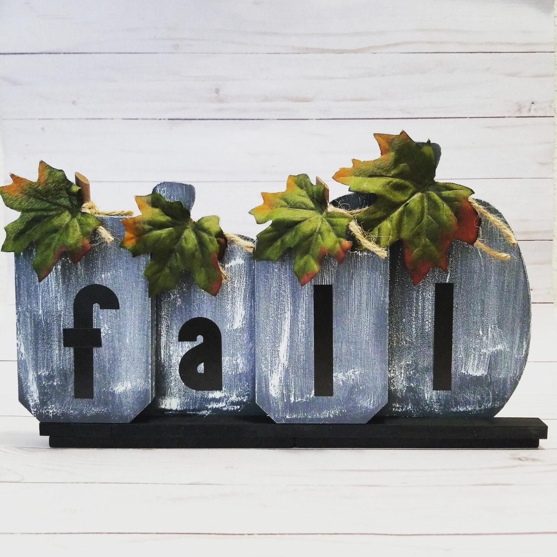Copy of Dollar Store Diy Fall Wood Pumpkin