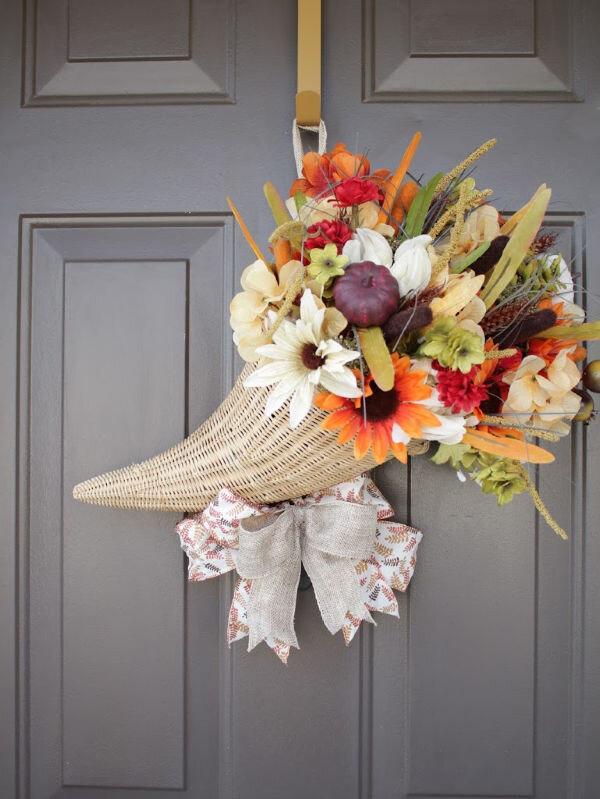 Diy Fall Flower Arrangements Simply Mindy