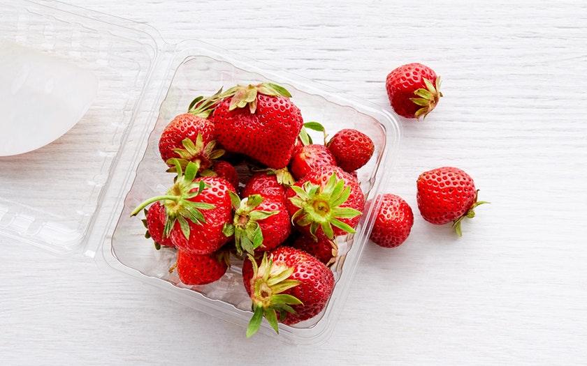 JSM Organics  Organic Wild Strawberries  $5.49