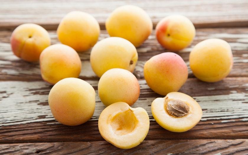 Good Eggs Produce  Organic White Apricots  $5.99
