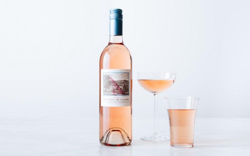 Bonny Doon Vineyards   Vin Gris de Cigare Rosé   $14.49