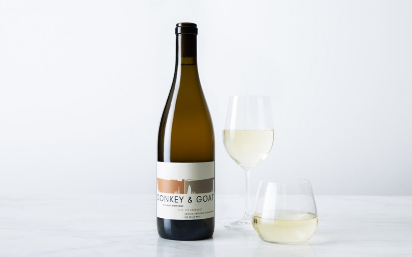 Donkey and Goat  Gadabout White  $19.99