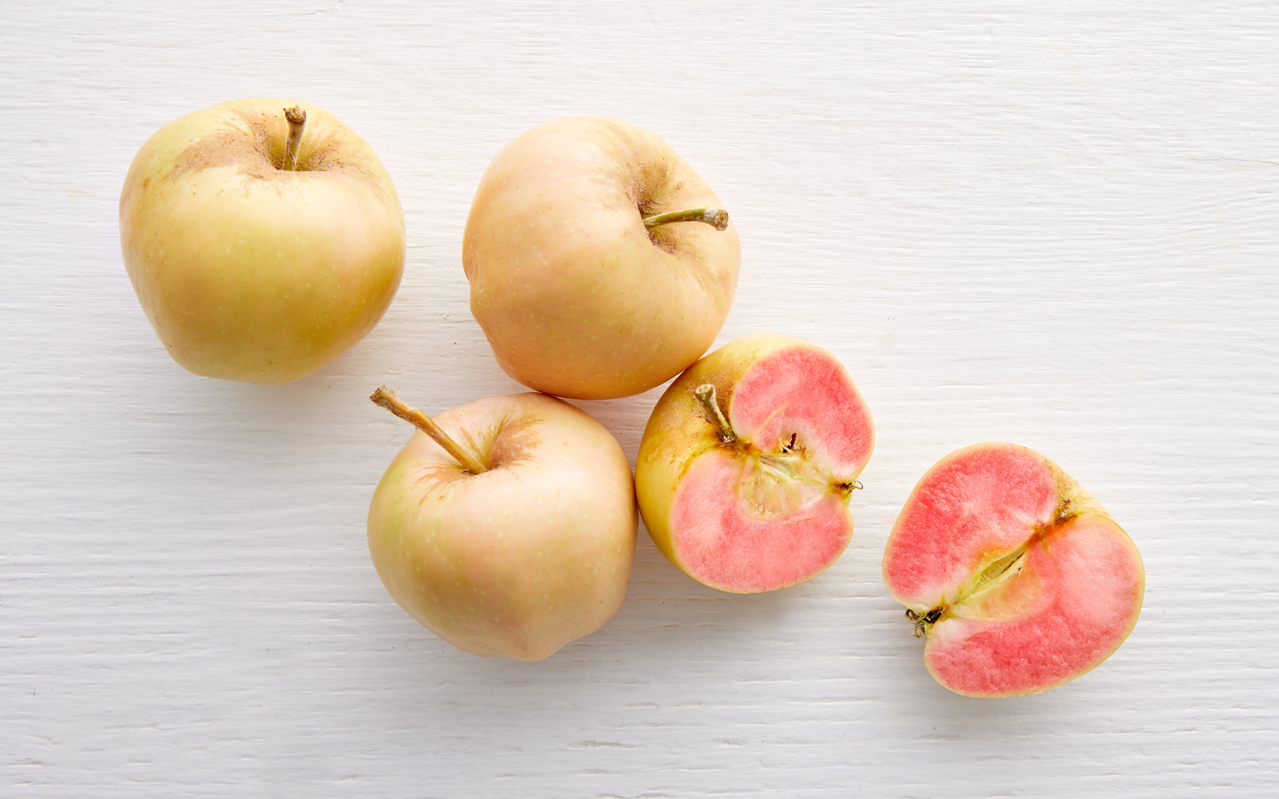 Devoto Orchards  Organic Pink Pearl Apples  $3.99