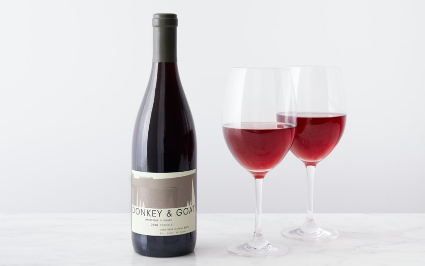 Donkey and Goat   Twinkle Mourvèdre   $28.99