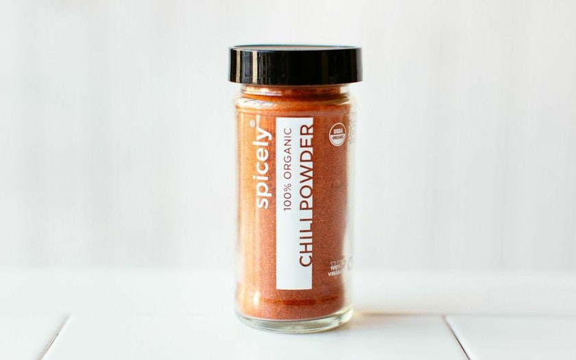 Spicely Organics   Organic Chile Powder     $8.99