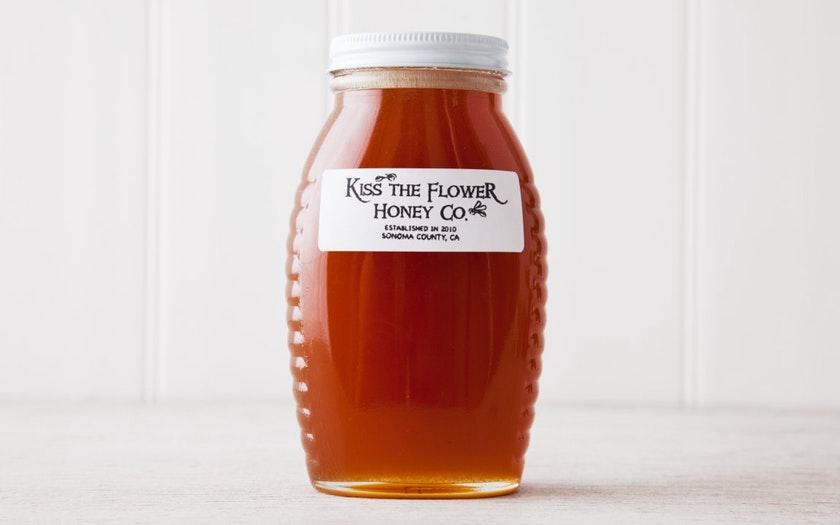 Kiss The Flower    Blackberry Honey    $19.99