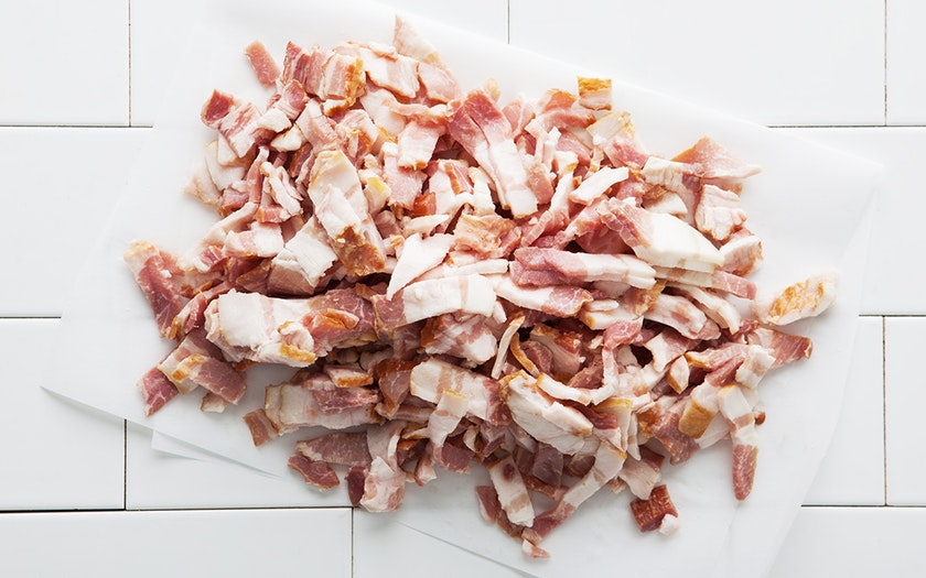 Rancho Llano Seco   Uncured Bacon Lardons     $7.79