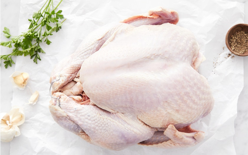 Diestel Turkey   Organic Heirloom Turkey - 18-20lb   $98.99 - Serves 18-22