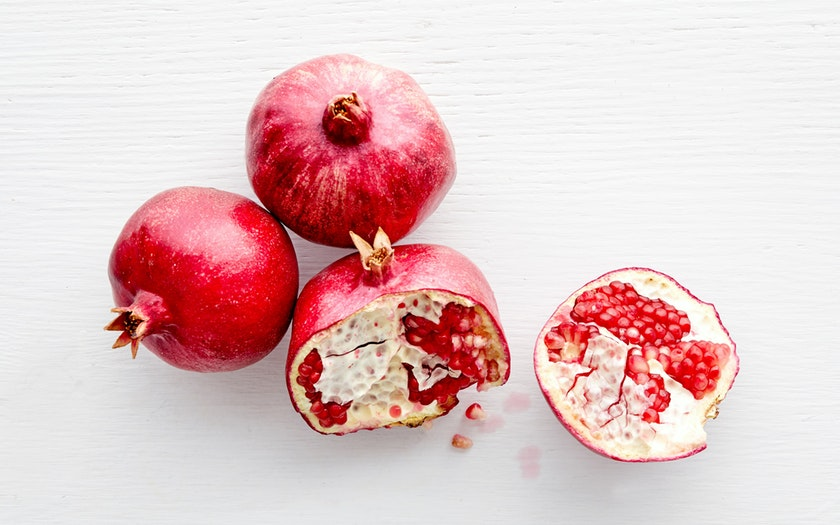 Fruit World Company   Organic Small Pomegranate Trio       $4.99
