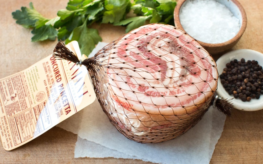 Fra'Mani Handcrafted Foods   Pancetta   $14.99