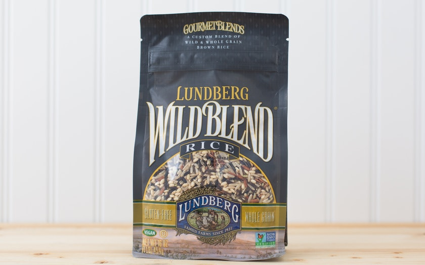 Lundberg Family Farm   California Wild Rice Blend   $3.99