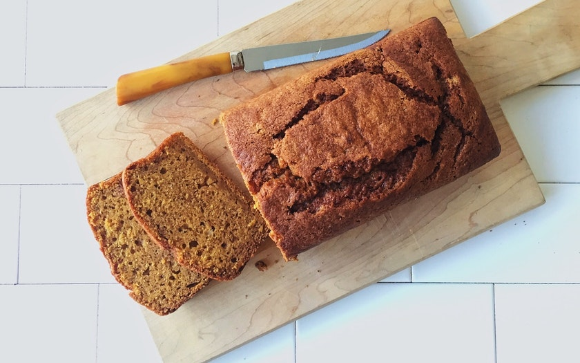 Batter Bakery   Fresh Roasted Pumpkin Bread     $17.99