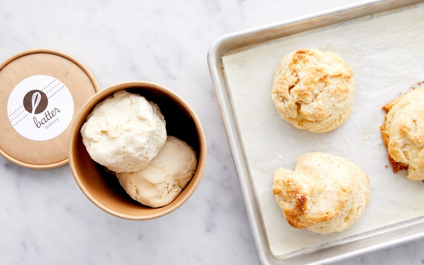 Batter Bakery   Biscuit Dough     $8.99