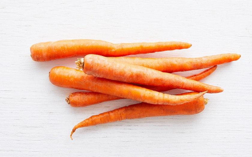 Heirloom Organic Gardens    Organic Loose Carrots     $1.99