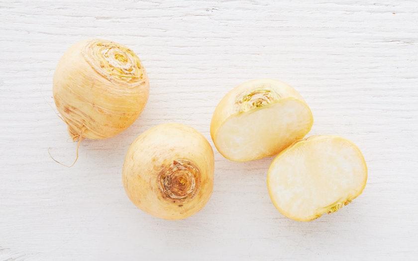 Coke Farms   Organic Gold Turnips     $2.49