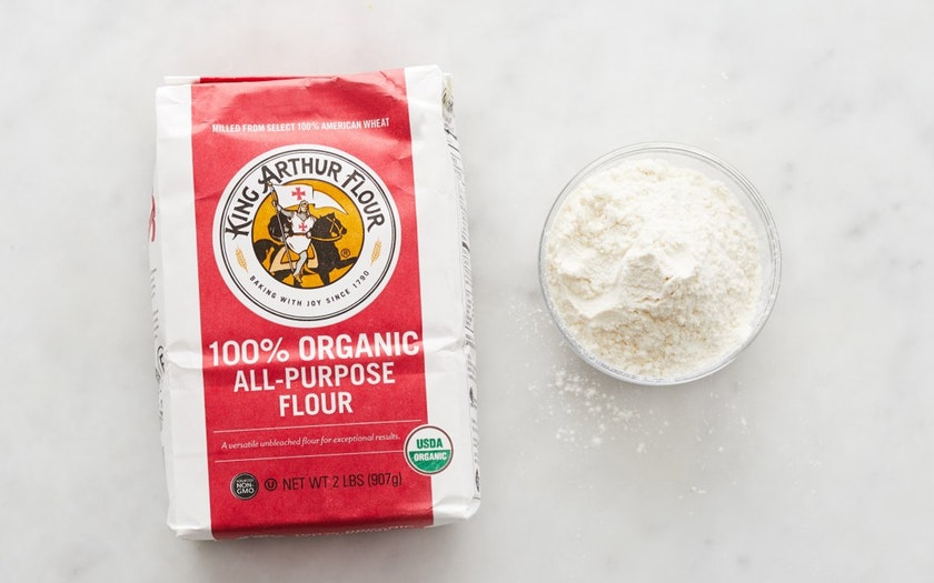 King Arthur Flour   Organic All-Purpose Flour     $4.99