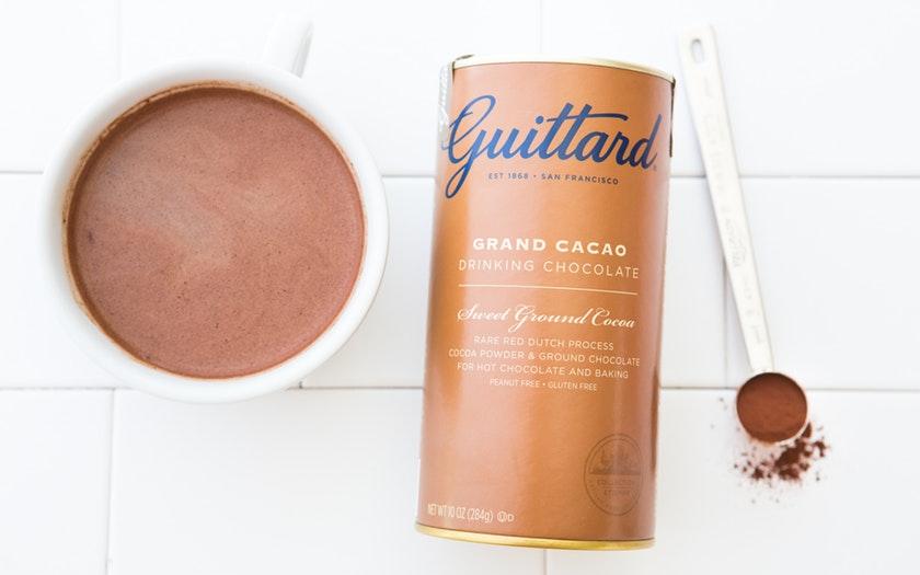 Guittard Chocolate Company   Grand Cacao Drinking Chocolate     $7.99
